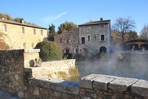 Toscana toscana storia toscana agriturismi toscana alberghi toscana bed and breakfast - Bagni di vignone ...